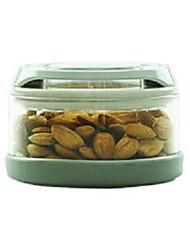 Minimalistische stijl Glass Storage Box, L10.6cm x W10.6cm x H7.2cm