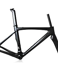 EN Test Passed!!! T700 Full Carbon Road bicycle frames size 49/52/54/56cm OG-CF015