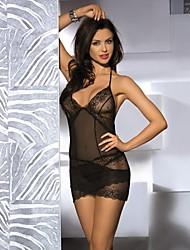 Women Chemises & Gowns Nightwear , Nylon/Spandex