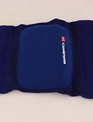 Équipement de vélo genou gaine 1 pack bleu