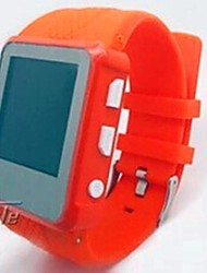 Co-crea AD668 Electronic Digital Watch MP4 (2GB)
