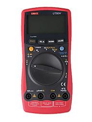 UNI-T UT60H Digital Multimeter AC DC Volt Amp Ohm Capacitance Temp Hz Tester with Analog bar