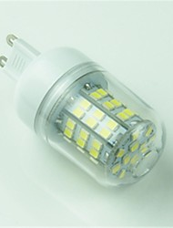 5W G9 LED Corn Lights T 60 SMD 2835 500 lm Cool White Decorative AC 220-240 V