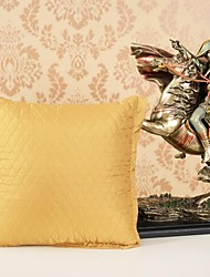 AOMAO ® 16 'Silk Car Cushion colcha e travesseiro de seda