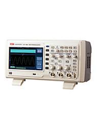 UNI-T® Digital Storage Oscilloscope Record Length 16M  2CH 100MHz 1GS/s 7'' TFTLCD 800x480 USB UTD2102CM