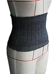laine épaisse confortable garder au chaud de protection de taille livraison de couleur aléatoire