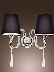 Wall Lamps,2 Lights Elegant European Artistic