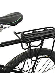 YELVQI Alloy Black Super Strong Load Bearing Mountain Bike Rear Rack