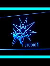 Music Best Studio Advertising LED Light Sign