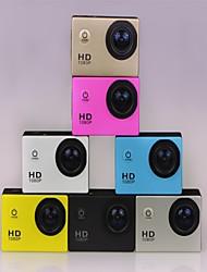 """SJ4000 30M impermeabile da 1,5 """"LCD 12MP 4X 170 ° grandangolare della macchina fotografica DVR DV Sport HD 1080P Sport Cam"""