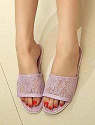 Women's Flat Heel Slide Slippers Shoes(More Colors)
