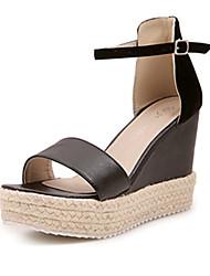 IPIEN Color Matching Slipsole Sandal (Black)