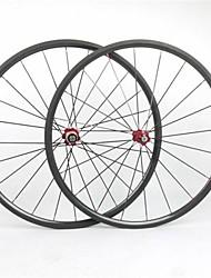 KAYOTE 700C depth 24mm tubular width 20.5mm carbon wheelset for  road bike