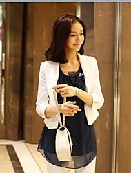 Taichang ™ Женская Темперамент Тонкий Малый Костюм