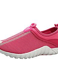 Zapatos de mujer ( Azul/Rojo/Gris Cuero Artificial
