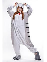Kigurumi Pijamas New Cosplay® / Gato / Chi Sweet Home / Cat Cheese Malha Collant/Pijama Macacão Festival/Celebração Pijamas Animal