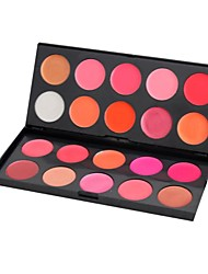 Professional 20 Color Makeup Plaette Lip Gloss Cosmetic Set 2-Layer