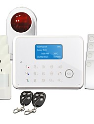 High Quality Alarm Monitoring Wireless Home Intruder Alert Alarm System GS-G190E