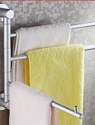 Contemporary Aluminum Material  Towel Bars