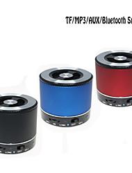 Мини Bluetooth-динамик с TF порт для телефон / ноутбук / Tablet PC -Red/Black/Blue