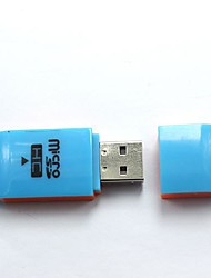 Supercar tout-en-1 Micro SD Card Reader USB Mini