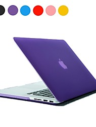 "Solid Color fosco PC Hard Case para MacBook Pro Retina 13 ""(cores sortidas)"