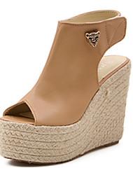 IPIEN Summer Slipsole Sandal (Beige)