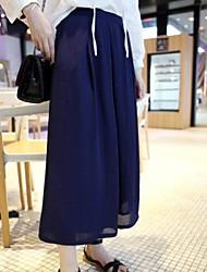 YiFanYiGui™ Women's Vintage Double Chiffon Skirts