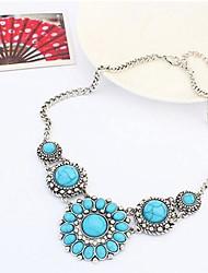 Женская мода Нью Нежный Джокер Национальный ожерелья