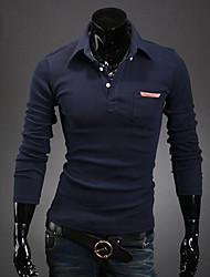 Hôpital mens manches longues t-shirt