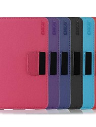 ENKAY Jean Texture 360 Degree Rotation Protective Case with Card Slots for Asus MeMO Pad HD 7 (ME175KG)