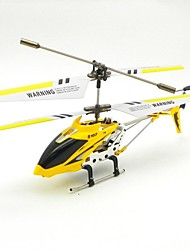 S107 Small Package 3 Channel Infrared Remote Control Mini Helicopter with Gyro