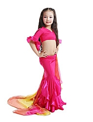 Dancewear/Performance Kids' Milk Silk Belly Dance Outfits(More Colors)