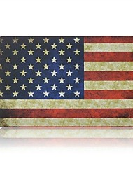 """Neue amerikanische Flagge Flip-Open Schutztasche für 15,4 """"MacBook Pro"""