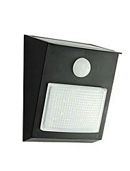 16-светодиодный Белый Открытый солнечной энергии Настенные светильники с ПИР Motino датчика