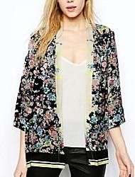 Kimono Femme Style Imprimer Prévenir Manteau Sun