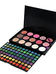 Set professionnel 183 de palette de fard couleur de maquillage