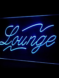 Lounge Karaoke Bar Advertising LED Light Sign