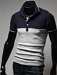 Men's Cotton/Cotton Blend/Others Casual Dailun