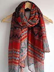 Prominente vintage thermische Schal