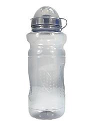 ZUTROL 500ml Blue Plastic Mountain Bike Water Bottle
