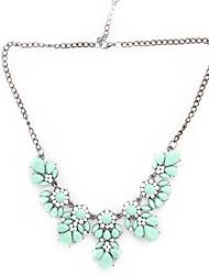 Canlyn Die Blumen-Link-Halskette