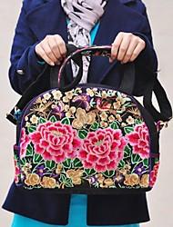 Bolsas, Malas de alta qualidade 2014New estilo chinês étnico Handmade bordado crossbody Bolsas Totes