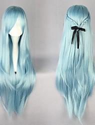 Wig Cosplay Yuuki Spada arte Online Asuna