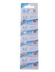 Goop lr920 1.5v кнопка высокой емкости батареи (10шт)