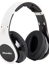 bluedio ® r-wh high fidelity over-ear bedrade hoofdtelefoon met 8 driver units