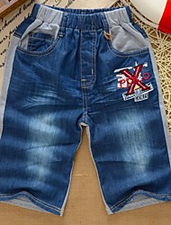 Boy's Cotton Blend Jeans , Summer/All Seasons/Spring/Fall