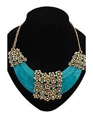 carrossage de la mode de collier de diamants de dossard des femmes