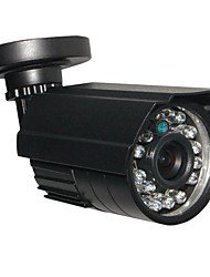 CCTV HD 24IR 900TVL CMOS IR-CUT Day / Night pallottola impermeabile telecamera di sicurezza Home con staffa
