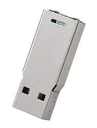 Mini 8GB USB 2.0 Flash Drive (Silber)